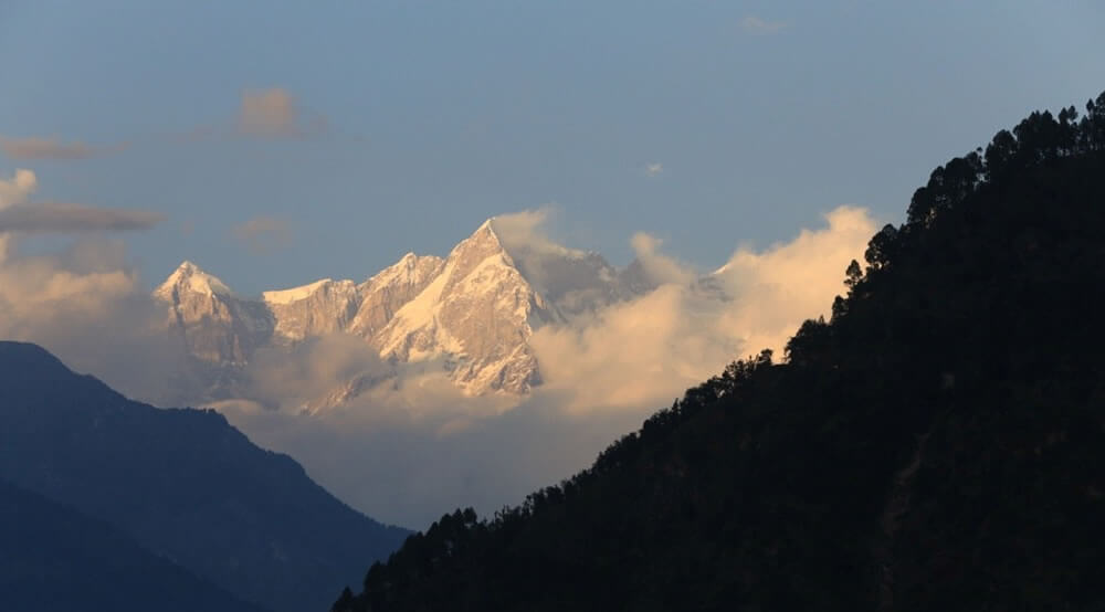 ABOUT  Himalayas