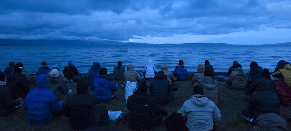 Manasarovar – Episode 7 of Isha Kailash Travel Journal 2010