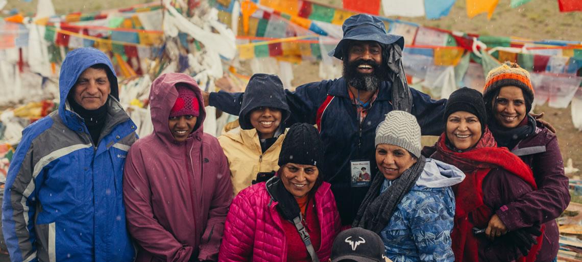 The Return Journey – Episode 9 Isha Kailash Travel Journal 2010