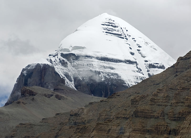 The South Face of Kailash