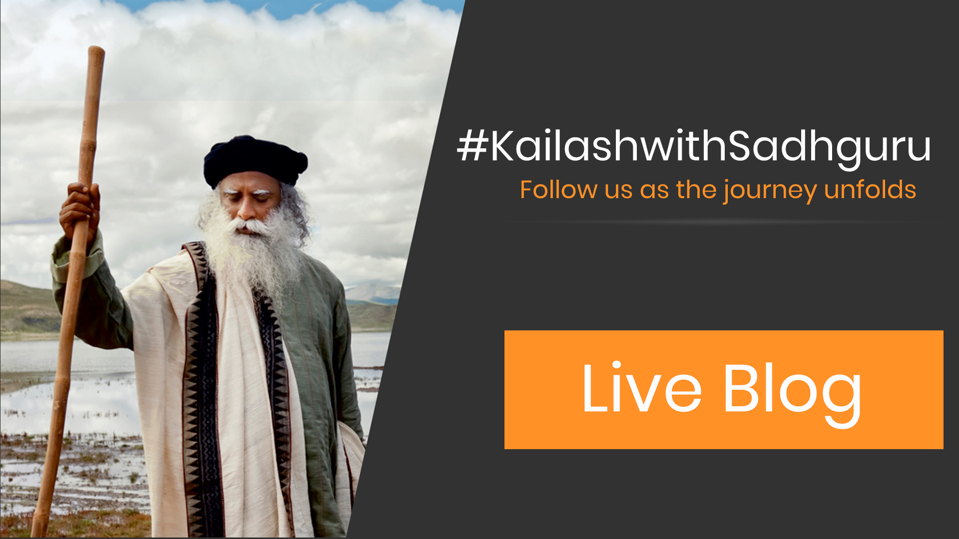 Kailash with Sadhguru 2019 – (Live Blog)
